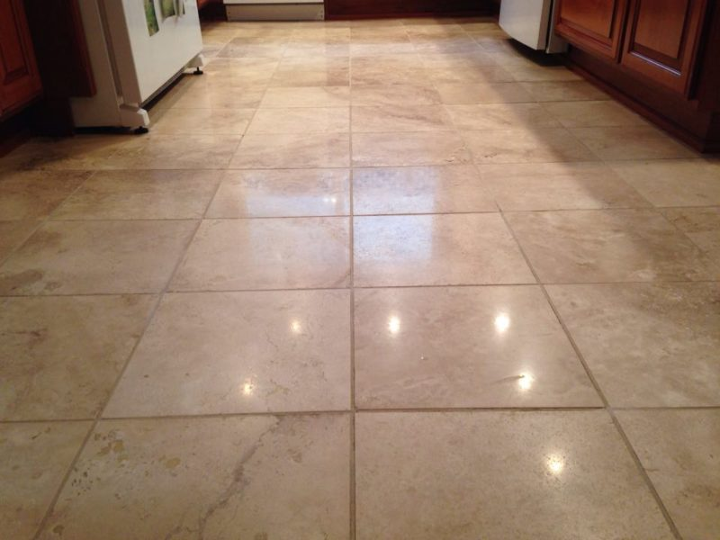 Cleaned kitchen tiles in Atherton